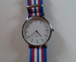 ダニエルウェリントン風の腕時計
